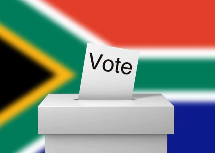 south africa votes