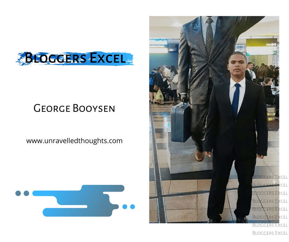 Bloggers Excel - George Booysen